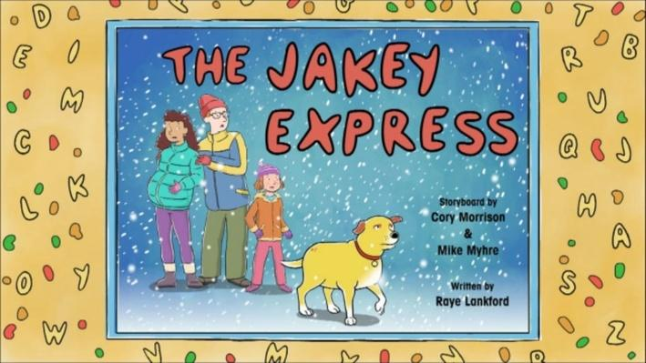 Martha Speaks: The Jakey Express | Introduction