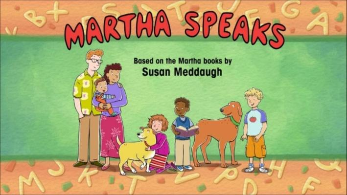 "Martha Speaks: ""The Jakey Express"" & ""Martha, the Sled Dog"""