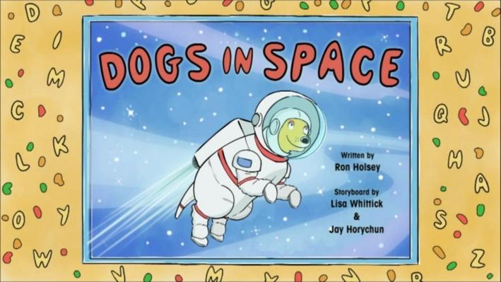 Martha Speaks: Dogs in Space | Introduction