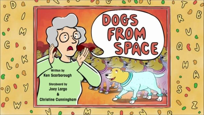 Martha Speaks: Dogs from Space | Introduction