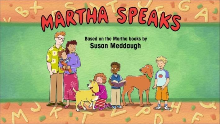 """Martha Speaks: """"Skits on Ice"""" & """"Martha's Steamed"""""""