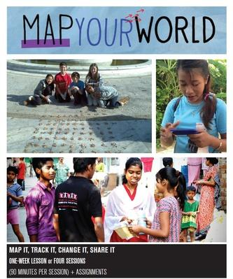 Map Your World: Lesson Plans | 4 Sessions