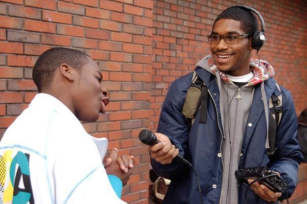 Youth Radio Teach: Field Recording 101