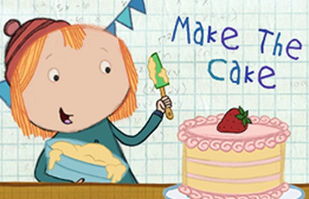 Make the Cake - Peg + Cat | PBS KIDS Lab