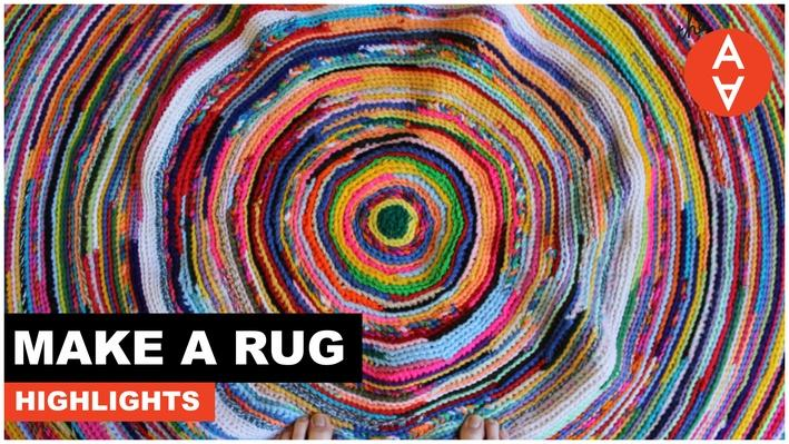 Make a Rug: Highlights | The Art Assignment