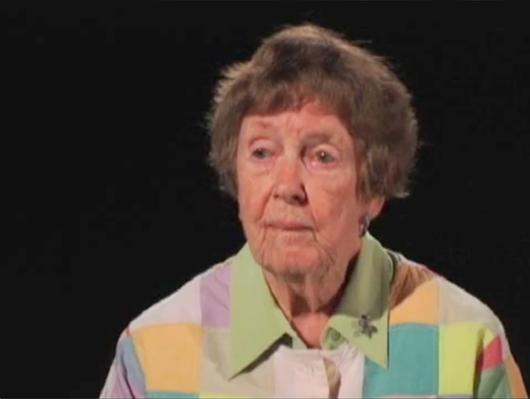 Margaret Durbin - Lieutenant Junior Grade, WAVES