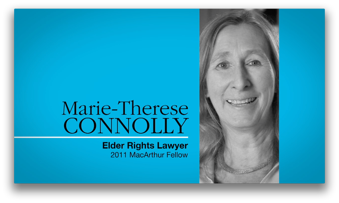 Marie-Therese Connolly, Elder Justice Advocate | MacArthur Fellows Program