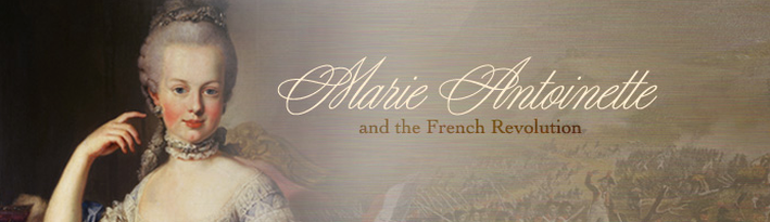 Famous Faces. The Queen's Crony   Marie Antoinette and the French Revolution