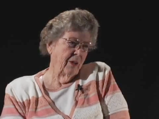 Nursing - Martha E. Mayfield | WWII: Europe