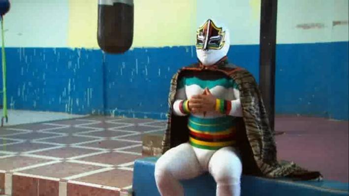 The Tale of Mascarita Sagrada | Tales of Masked Men: Chapter 6