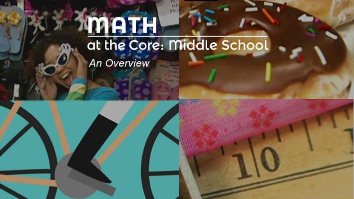 Math at the Core: Middle School