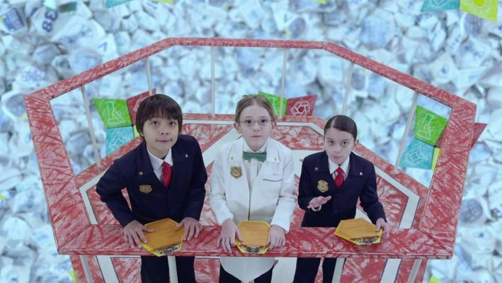 Mathroom - Sorting and Classifying Answers | The Odd Squad