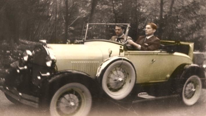 Meet F. Scott Fitzgerald's Gatsby