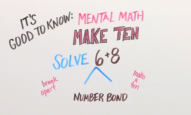 Mental Math: Make Ten