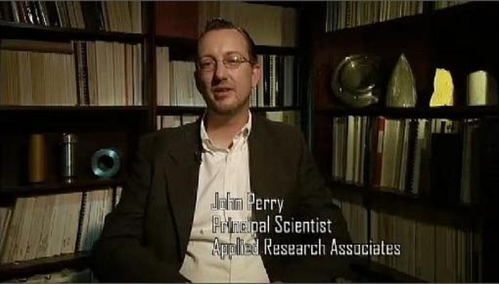 John Perry, Principal Scientist