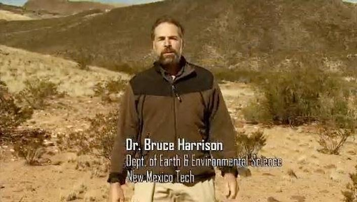 Dr. Bruce Harrison, Department of Earth and Environmental Science