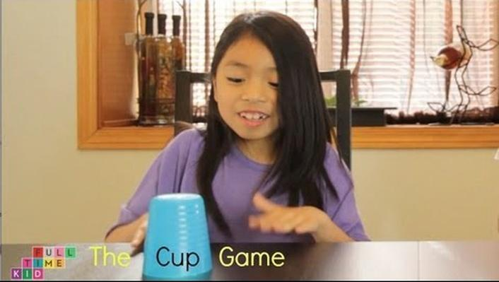 The Cup Game | Full-Time Kid