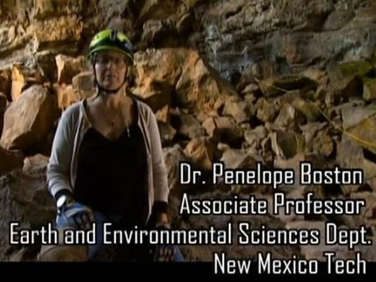 Dr. Penelope Boston, Associate Professor