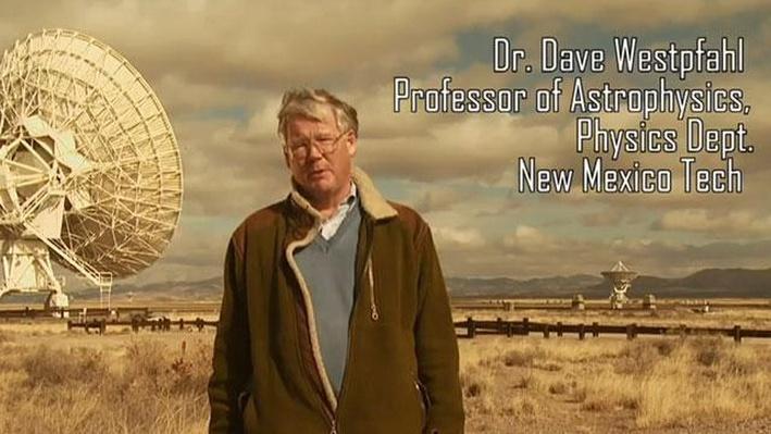 Dr. Dave Westpfahl, Professor of Astrophysics