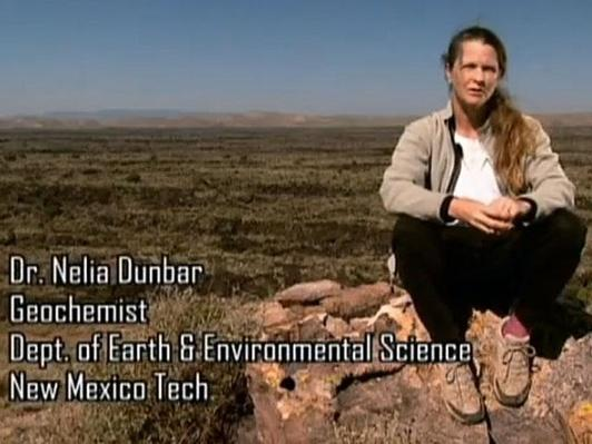 Dr. Nelia Dunbar, Geochemist