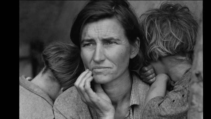 Migrant Mother: Dorothea Lange