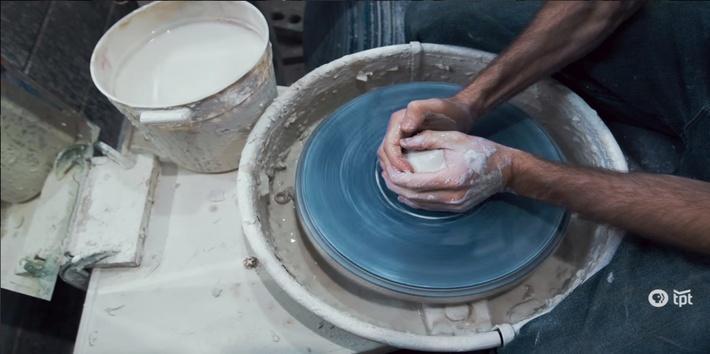 MN Original | Ceramicist Ernest Miller