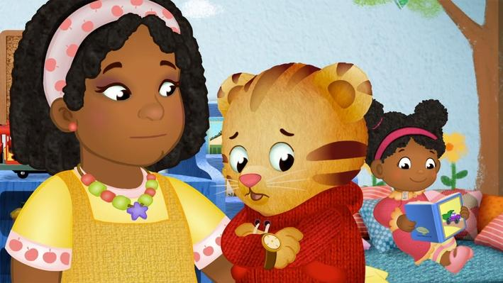 Miss Elaina Wants to Read by Herself | Daniel Tiger's Neighborhood