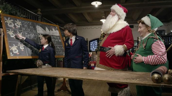 Missing Reindeer | The Odd Squad