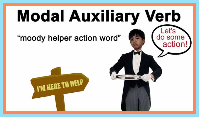 Modal Auxiliary Verbs   No Nonsense Grammar