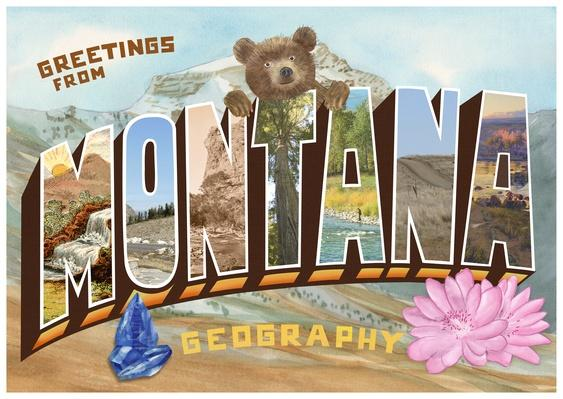 Great States | Montana Geography