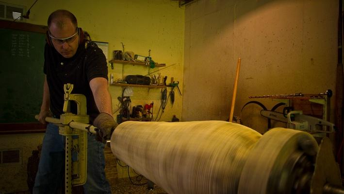 Matt Moulthrop on Choosing His Profession as a Woodturner | Craft in America
