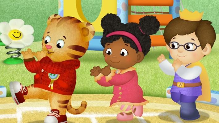 Musical Parade | Daniel Tiger's Neighborhood