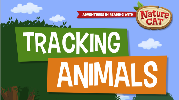 Nature Cat | Tracking Animals | 1 + 2