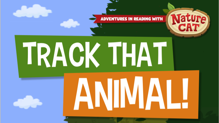 Nature Cat | Track That Animal! | 3