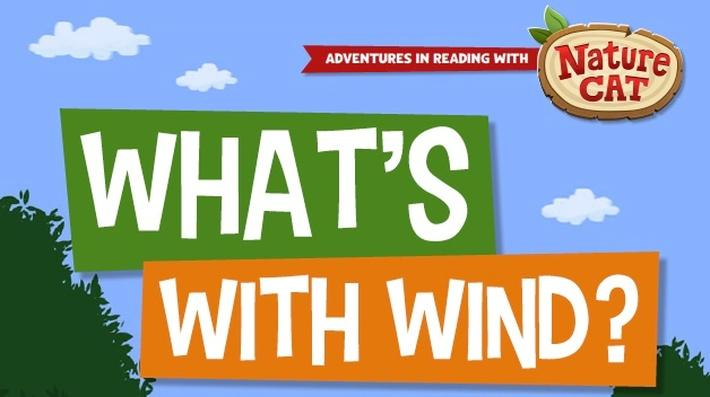 Nature Cat | What's With Wind? | 1+ 2