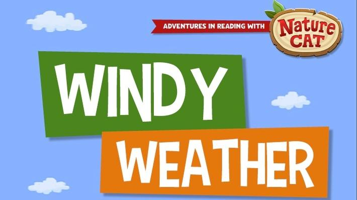 Nature Cat | Windy Weather | 3
