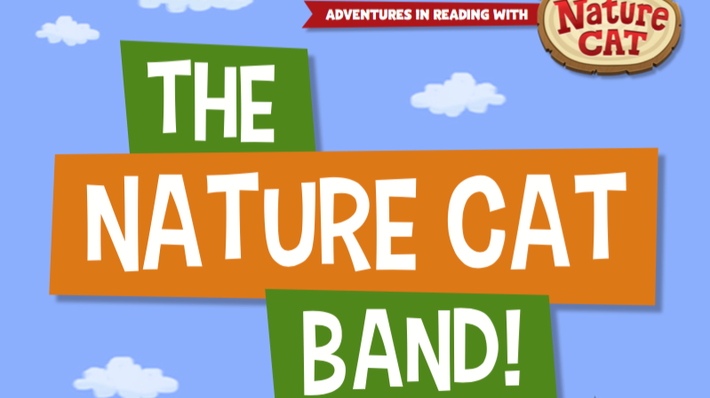 Nature Cat | The Nature Cat Band! | PreK-K