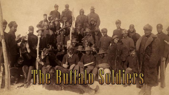 Buffalo Soldiers in New Mexico