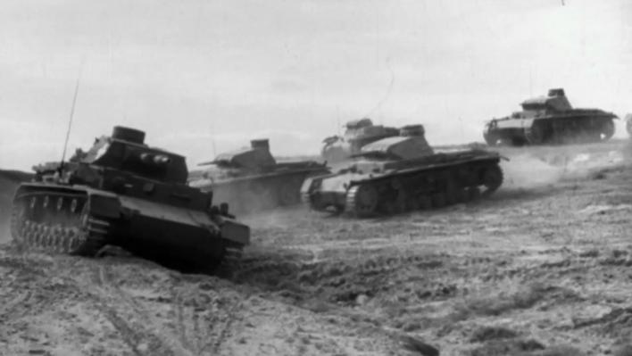 Fuelling the Blitzkrieg Machine | NSW3 Blitzkrieg
