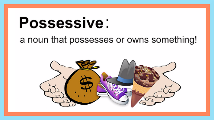 Forming and Using Possessive Nouns | No Nonsense Grammar