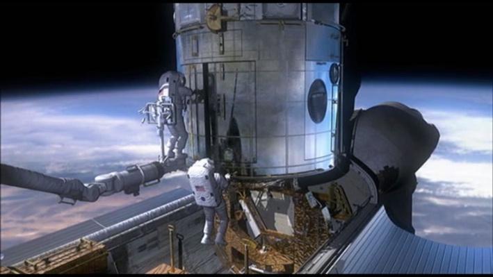NOVA: Saving Hubble | Repair Mission