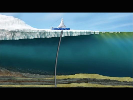 NOVA: Secrets Beneath the Ice   The Ross Ice Shelf