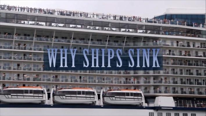 NOVA: Why Ships Sink | Introduction