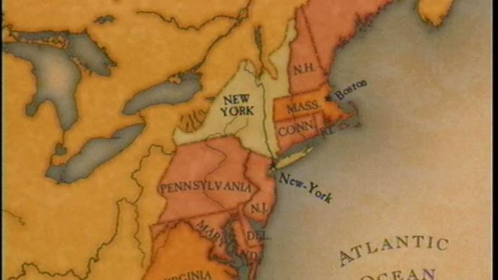 American Experience: New York, Episode 1--Alexander Hamilton and the American Revolution