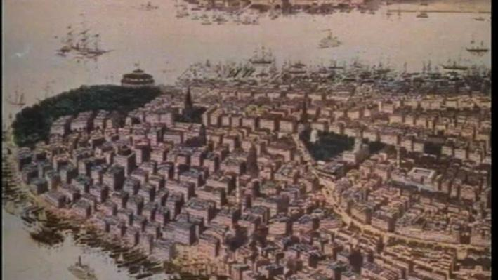 American Experience: New York, Episode 2--New York After the Erie Canal Is Built