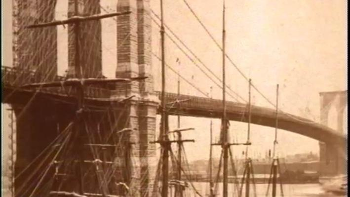 American Experience: New York, Episode 3--The Brooklyn Bridge Is Completed