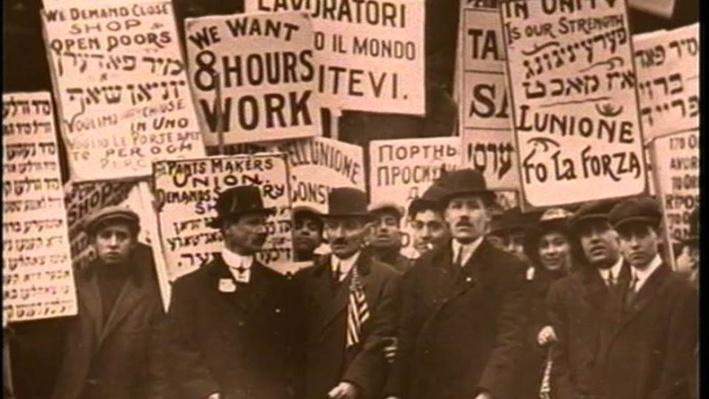American Experience: New York, Episode 4--The Labor Movement