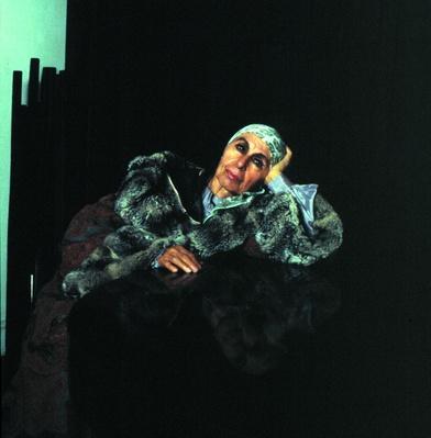 Nevelson Portrait 1