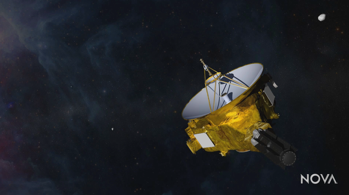 The New Horizons Spacecraft and Pluto Flyby