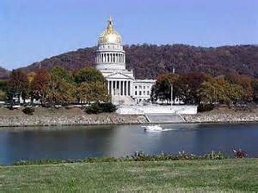 West Virginia Capitol 1932